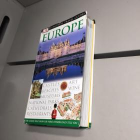 DK-EUROPE (外文原版)9781405312172 外品如图 内页新你