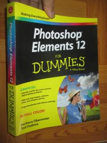 Photoshop Elements 12 For Dummies    【详见图】
