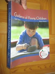 Guidance of Young Children (Eighth edition)   【详见图】