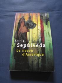 Le Neveu dAmérique(美国的侄子)  1994年法国印刷 法语原版小说