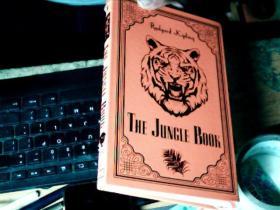THE JUNGLE BOOK   磨砂皮软精装        C7