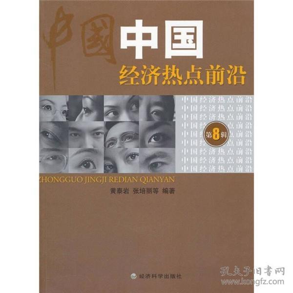 中国经济热点前沿(第8辑)