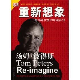 特价 重新想象 激荡年代里的卓越商业汤姆·彼得斯