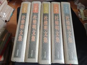 杜维明文集(共五卷)