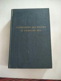 GOVERNMENTS AND POLITICS OF SOUTHEAST ASIA 【政府和东南亚的政治】