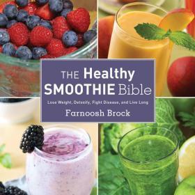 冰沙沙拉食谱 The Healthy Smoothie Bible