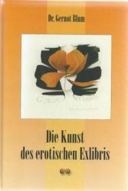 藏书票 Kunst des erotischen Exlibris