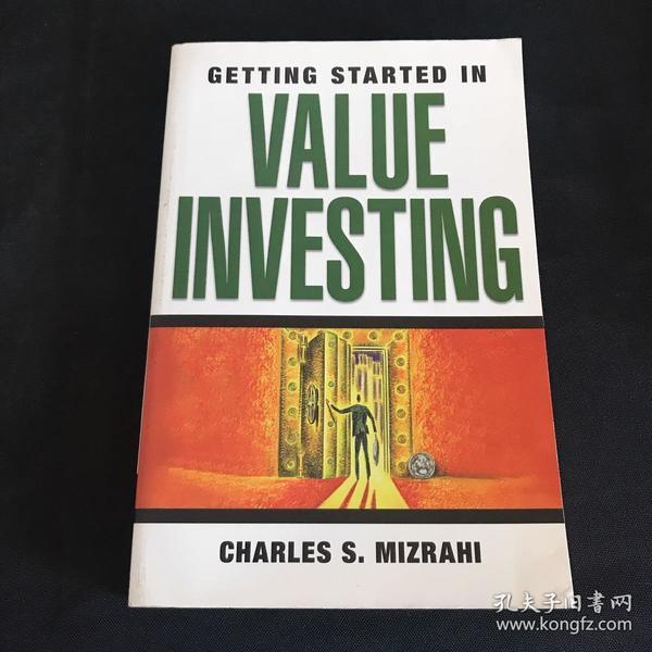 英文原版 GETTING STARTED IN VALUE INVESTING