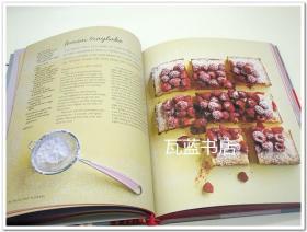 西点蛋糕食谱Lolas Forever:Recipes for cupcakes,cakes and slices 英文原版 样板房装饰 外文真书 西餐厅陈列摆件