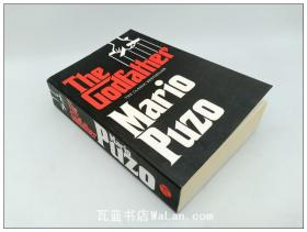 The Godfather  教父 英文原版 Mario Puzo