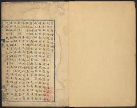 兵书《太白兵备统宗宝鉴》共184卷
