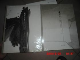 风月同天《 井上有一书法》《沈勤水墨绘画》  (2册合售  全新未拆)