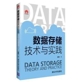 正版图书 数据存储技术与实践 /清华大学/9787302447528