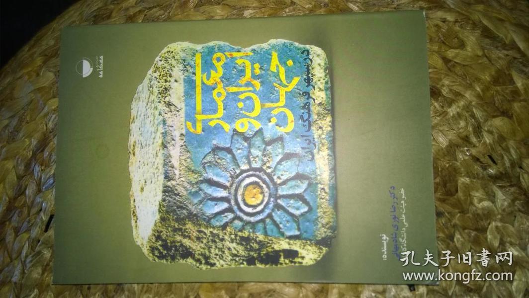 (波斯文原版)中亚(可能也包括中东)历史、建筑及装饰