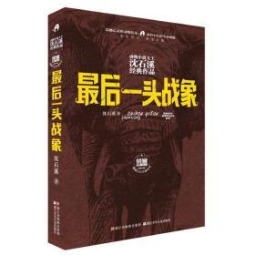 动物小说大王沈石溪经典作品 荣誉珍藏版:最后一头战象【精装纪念版】