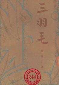 三羽毛-1931年版-(复印本)-世界少年文学丛刊