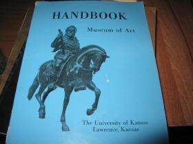 HANDBOOK  MUSEUM   OF ART