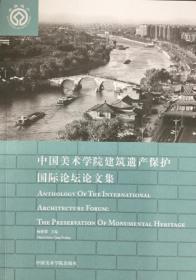中国美术学院建筑遗产保护国际论坛论文集