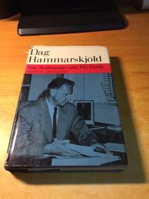 Dag Hammarskjold(达格·哈马舍尔德.原版书)