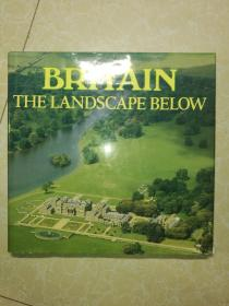 BRITAIN THE LANDSCAPE BELOW(英国景观)