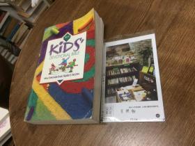 英文原版  kids devotional bible 【存于溪木素年书店】