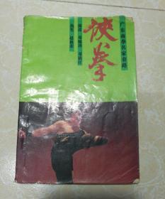 侠拳:广东南拳名家套路