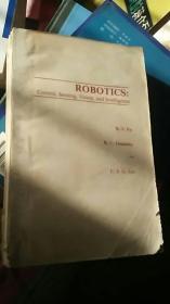 ROBOTICS:Control,Sensing,Vision,and Intelligence(机器人学:控制,传感,视觉与人工智能)