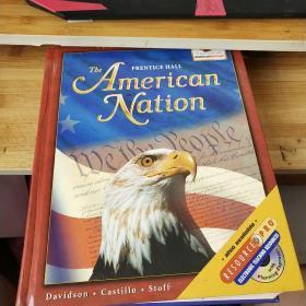 THE AMERICAN NATION :美国民族(精装大厚册大16开)