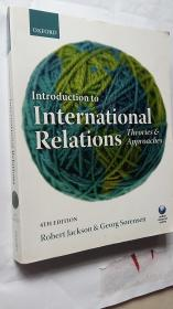 Introduction to International Relations 4th 正版