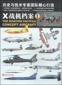 X战机档案I