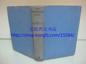 1937年英文《神灵之手》--- 又名《红军长征秘闻录》,西方最早介绍涉及中国红军长征的专著,中国共产党