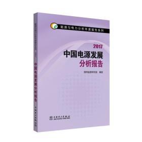 2017中國電源發展分析報告