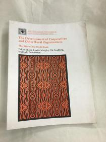 The Development of Cooperatives and Other Rural Organizations(英文版)