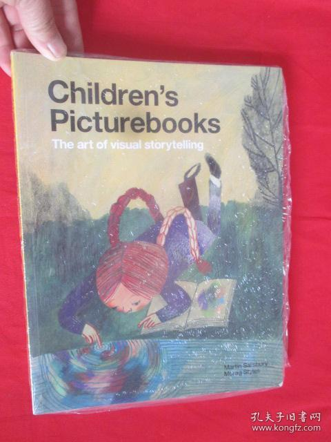 Childrens Picturebooks: The Art of Visual Storytelling       【详见图】