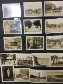 【照片珍藏】民国30年代初杭州风光建筑老照片_17张