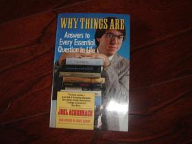 Why Things Are:Answers to Every Essential Question in Life