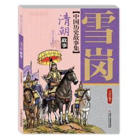 雪岗   中国历史故事集  清朝故事