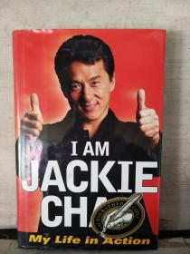 I Am Jackie Chan: My Life In Action(成龙 签名本)保真