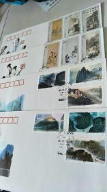 1994年首日封 纪念封18枚,奥林匹克纪念封一枚 +3枚盖章邮票+纪念毛泽东同志诞辰100周年93中华全国集邮展览 纪念信封1枚  合售