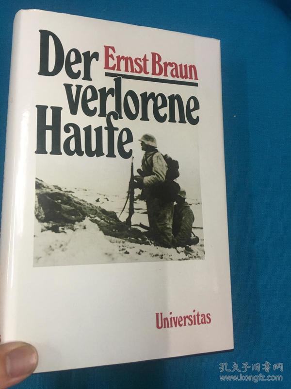 Der Verloreene Haufe【失去的人群】