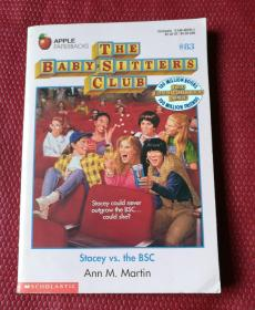Ann M Martin - [Baby-sitters Club ] - Stacey vs the BSC