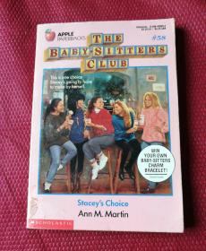 Ann M Martin - [Baby-sitters Club 058] - Stacey´s Choice