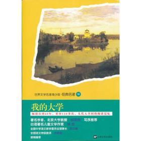 经典文库:世界文学名著青少版·经典名著 98·我的大学