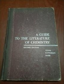 A CUIDE TO THE LITERATURE OF CHEMISTRY(化学文献指南)