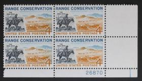 美国邮票-----守恒距离