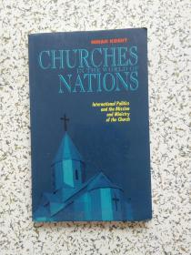 CHURCHES IN THE WORLD OF NATIONS