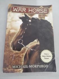 (正版现货~)War Horse  战马9780439796644