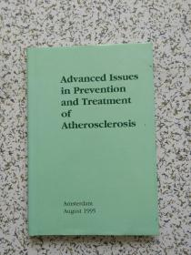 Advanced Issues in Prevention and Treatment of Atherosclerosis 精装本