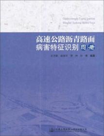 高速公路沥青路面病害特征识别图册