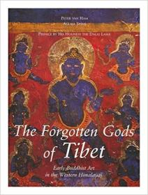 The Forgotten Gods of Tibet: Tabo and the Temples of Spiti, Early Buddhist Art in the Western Himalayas